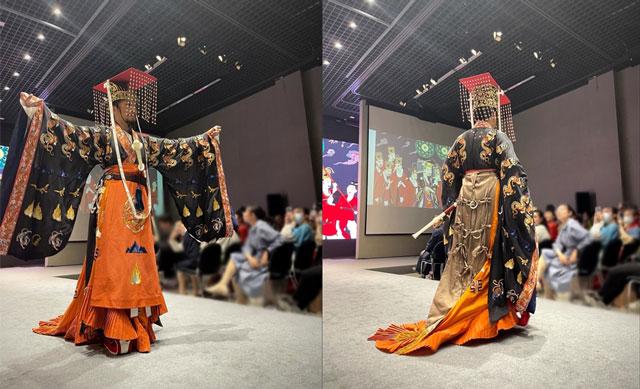 Hanfu: The Han Ethnic Dress That Has Become Fashionable
