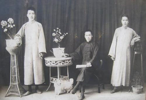 Then and Now of the Chinese Traditional Changshan