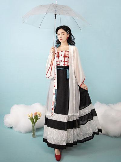 8 Latest Summer Hanfu Dressing Inspiration for Female