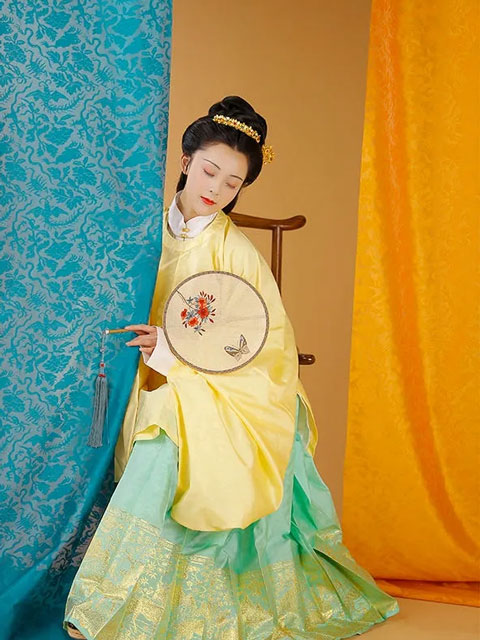 Hanfu Dressing Elements for Dragon Boat Festival