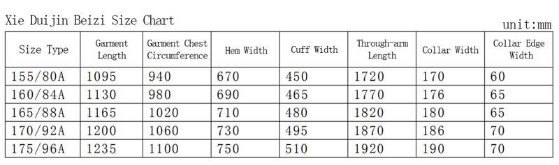 Hanfu Making(4) - Beizi Cutting & Sewing Patterns