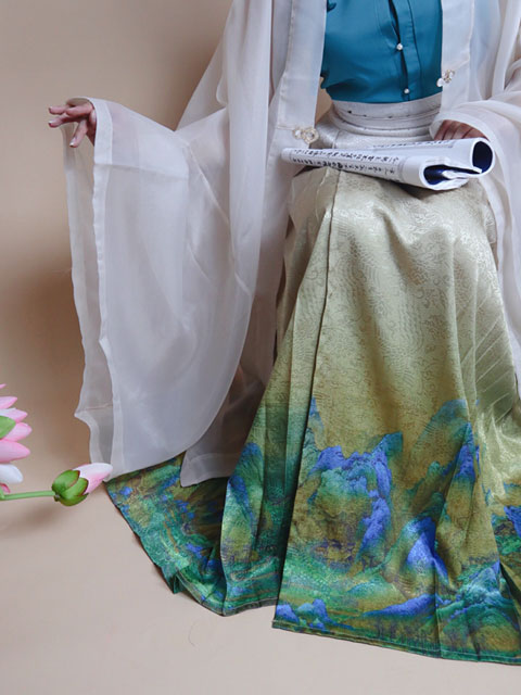 The Integration of Artifacts and Hanfu - [1]