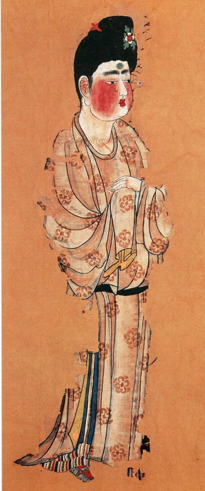 The Integration of Artifacts and Hanfu – [2]