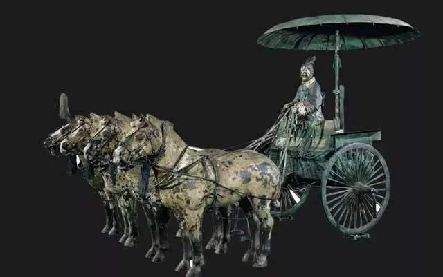 A Brief History of Ancient Chinese Umbrellas