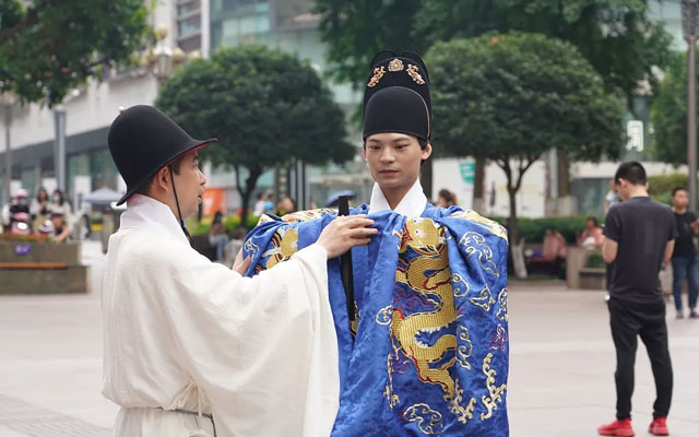 How Popular is Hanfu Now
