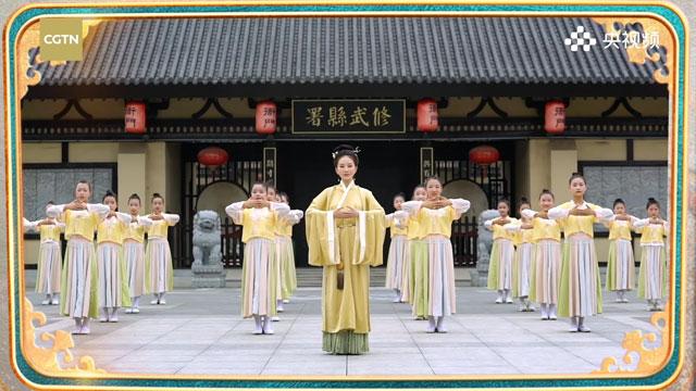 'Modern China, Classic Sports': Classic Chinese Calisthenics & Sports
