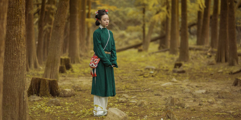 The History of Traditional Chinese Pants