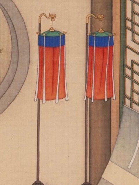 What is Jiang Sha Deng - Traditional Chinese Lantern
