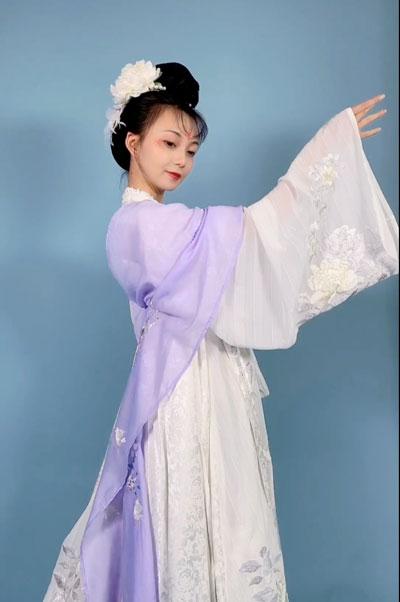 5 Way to Wear Hanfu Pibo Fairy You Should Know