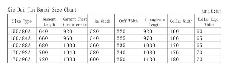 Hanfu Making(7) - Banbi Cutting & Sewing Patterns