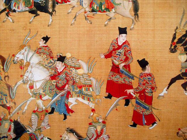 The History and Origin of the Feiyu Fu & Jin Yi Wei