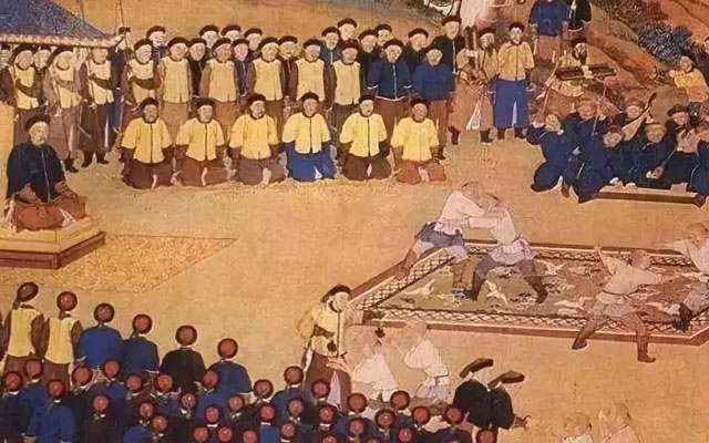 What Sports Were Played in Ancient China?