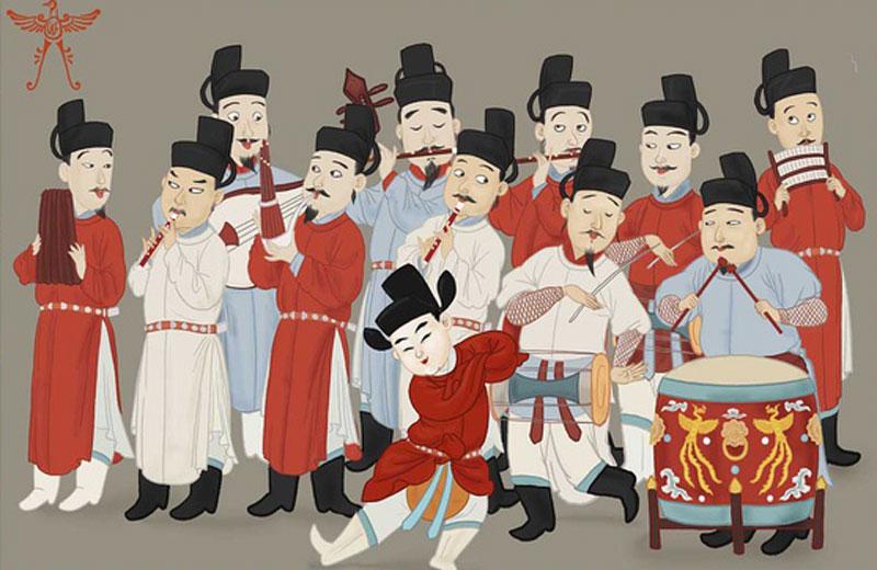 Yan Wang: Record the Development of Hanfu With a Paintbrush