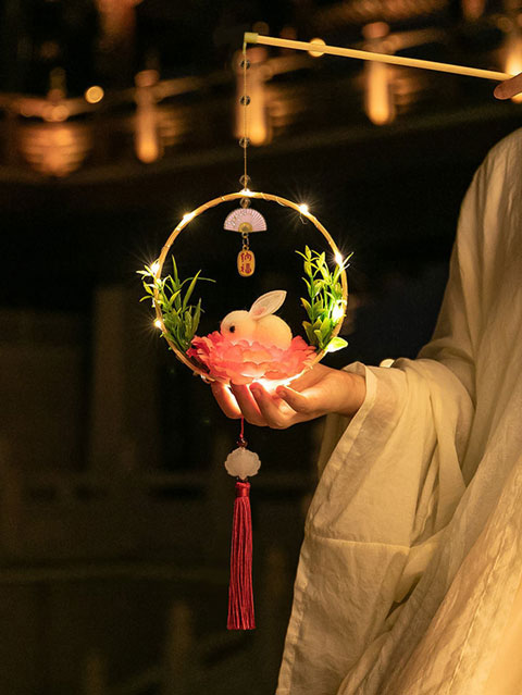 The Ancient Traditional Customs of the Mid-Autumn Festival