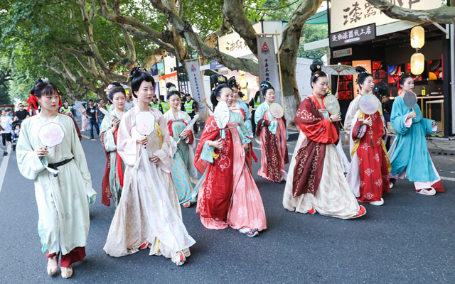 When Generation Z Meets Hanfu: What Are the Implications of This Cultural Craze?