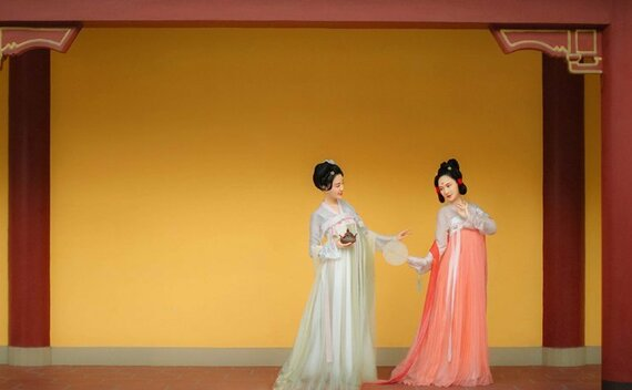 What is a Hanfu Clothing? – Traditional Chinese Costume