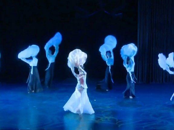 Hanfu Dance Performance