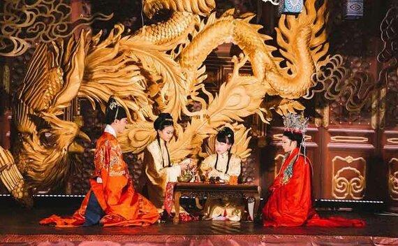 Once upon Life: Marry THE ONE on Hanfu Wedding