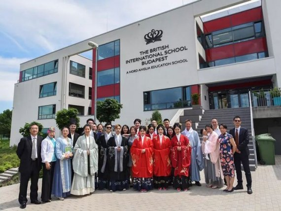 Report on Hungarian Hanfu Adult Ceremony