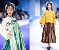 Chinese Fashion Show & Latest Style of Hanfu