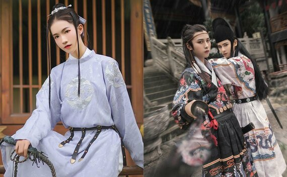 Hanfu History | The Development of Chinese Robe System