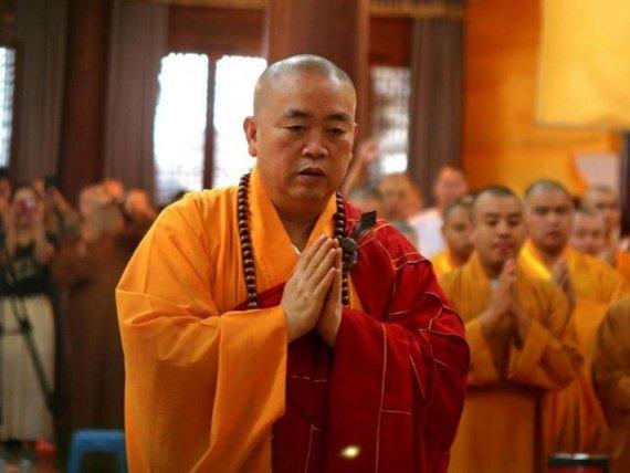 Shi Yongxin, Abbot of Shaolin Temple