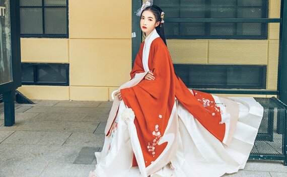 A Chinese Style Hanfu Suitable for Winter – Changshan