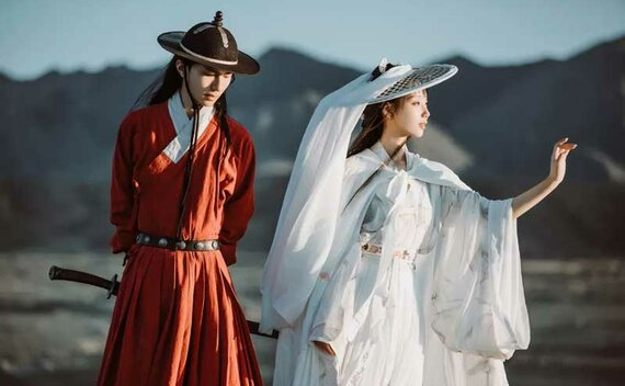 Hanfu Lovers & Martial Heroes – Hanfu Photo