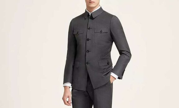 History of Traditional Chinese Suit – Zhongshan Suit