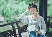 4 Beauty Chinese Girl Costume for Beginners   Song Style Hanfu