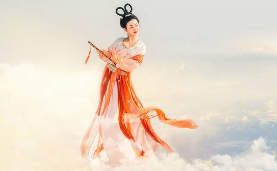 4 Most Popular Styles of Chinese Long Dress