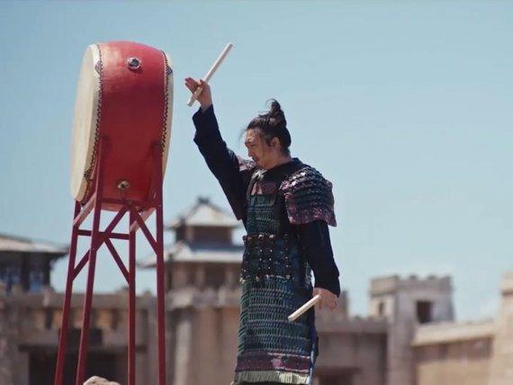 Hanfu MV – Under the Great Wall