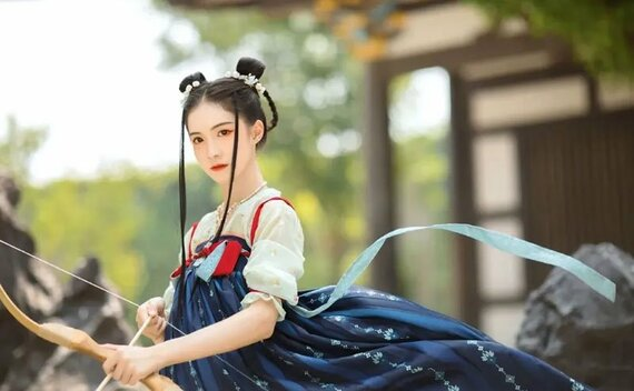 Will You Like the Combination of Hanfu & Cartoon / TV series?