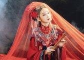 History of Cuff Embroidery in Qing Dynasty Clothing - Wanxiu