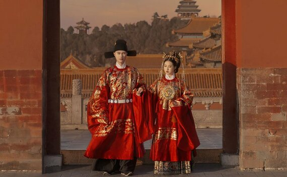 Yuanlingpao – Traditional Chinese Formal Robes for Male & Female