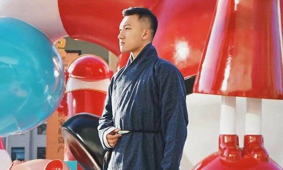 Chinese Man Costume   Ming Style Hanfu Jacket – Zhiduo