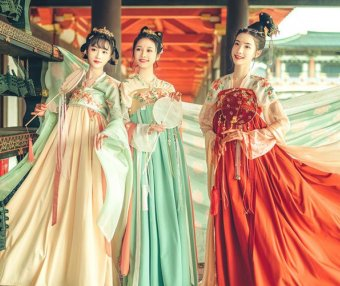 How to Wear Hanfu: Covers Most Hanfu Styles – Updating