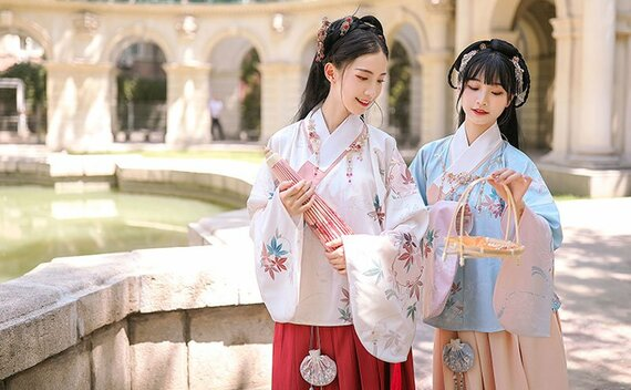 Chinese Dress for Girls – Jiaoling & Fangling Clothing