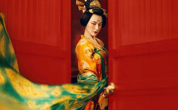 Explore Classic Female HanFu from Chinese Historical Dramas