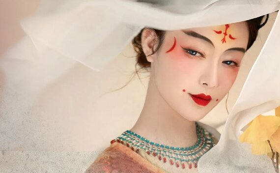 Modern Hanfu Drawing & Cosplay – Restore the Tang Dynasty