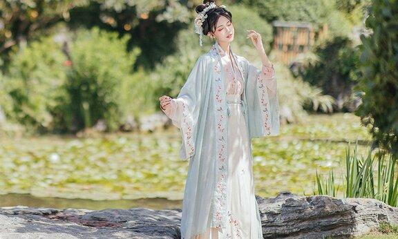 How to Wear Hanfu (4) – Song Dynasty Songku