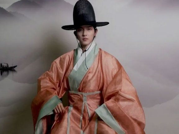 Chinese Traditional Costume – Ming Style Daofu for Male