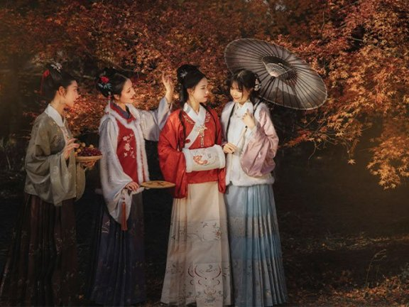 News   Experience of Traditional Chinese Clothing – Hanfu