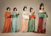 8 Different Styles of Tang Style Hanfu for Girls