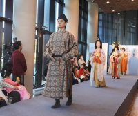 "Hanfu Show: ""Guan · Guocui – Chinese Traditional Costumes"""