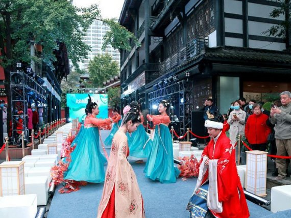 Hanfu Parade Day 2020  – Enjoy Hanfu in Chengdu!