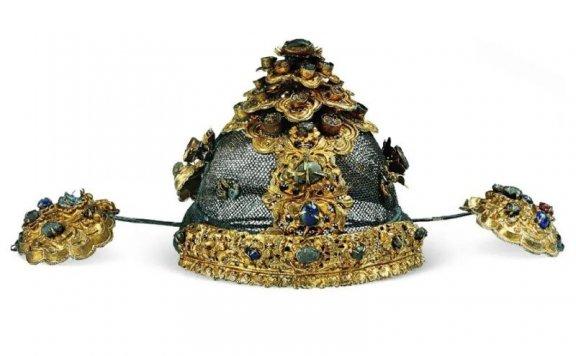 Traditional Chinese Hair Jewelry – Ming Style Diji & Tiaopai