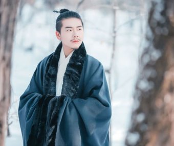 Traditional Chinese Winter Clothing for Male – Changyi