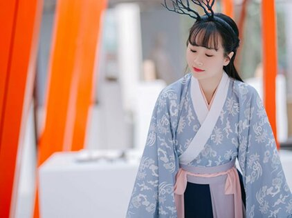 6 Fashion Hanfu Outfit Ideas in 2020
