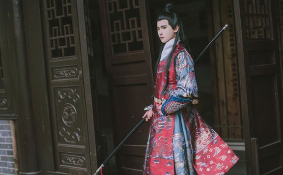 Gorgeous Zhaojia – Traditional Chinese Outfit for Males